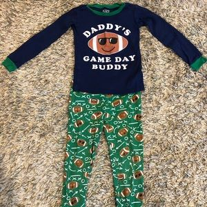Toddler boys lightweight pajamas